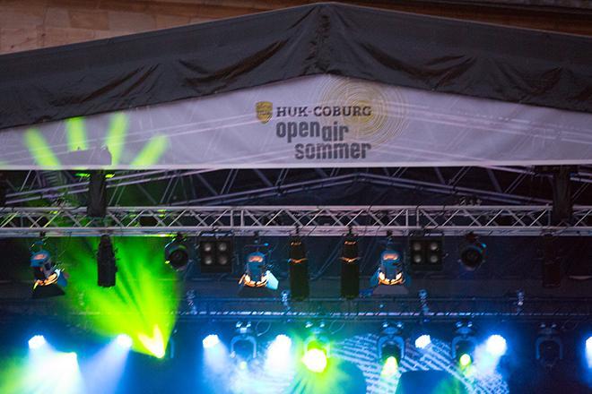 HUK-Coburg openairsommer Banner