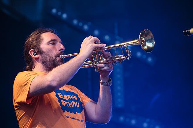 Musiker von LaBrassBanda