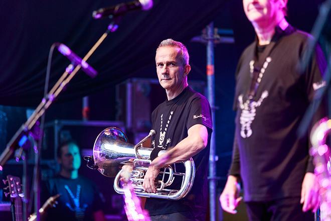 Musiker bei Haindling