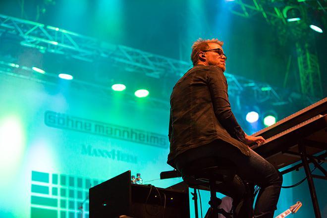 Musiker bei Soehne Mannheims