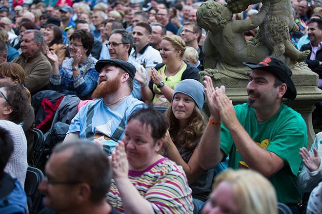 Publikum bei EAV